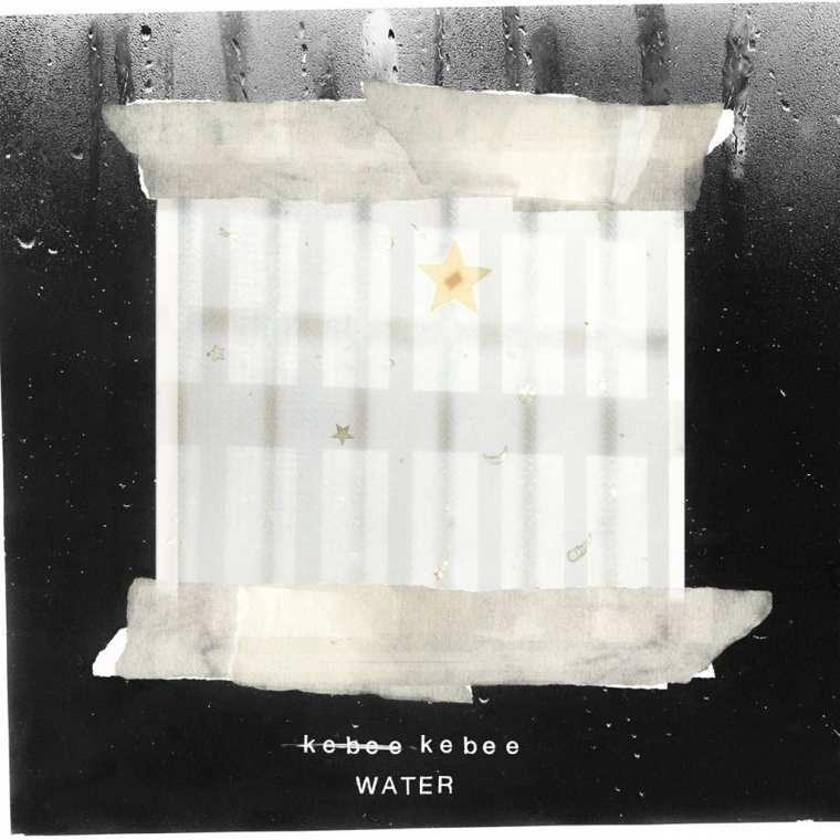Kebee - WATER (album cover)