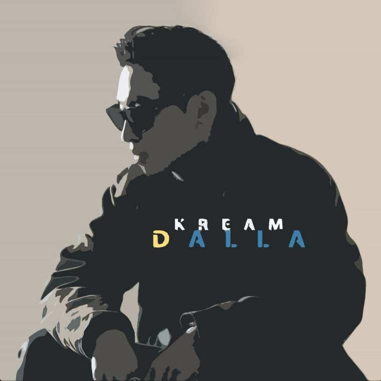 KREAM - Dalla (album cover)