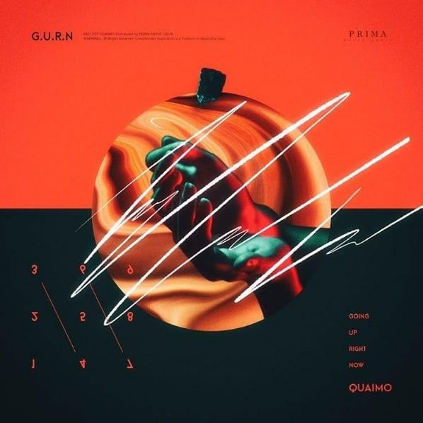 QUAIMO - G.U.R.N (mixtape cover)