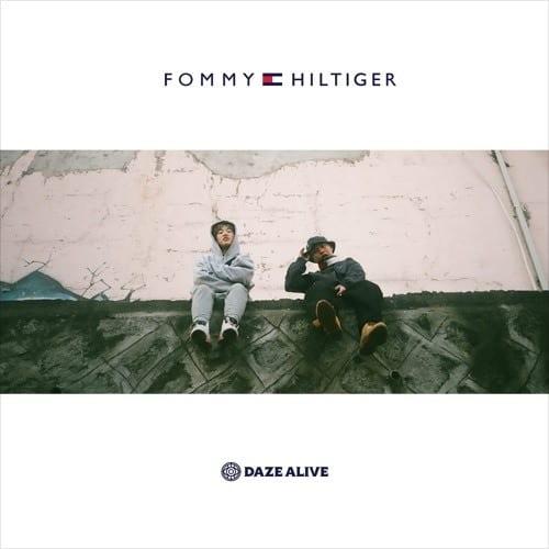 SLEEQ X DON MALIK - FOMMY HILTIGER (mixtape cover)