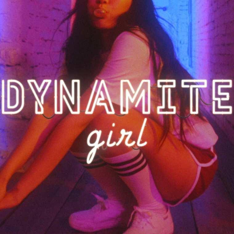 Zizo - Dynamite Girl (album cover)
