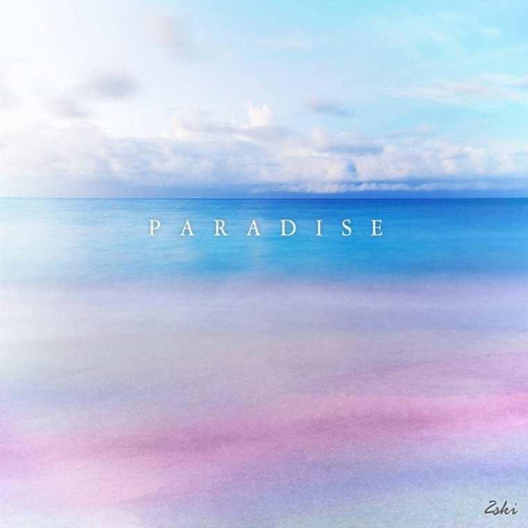 2Ski - Paradise (album cover)