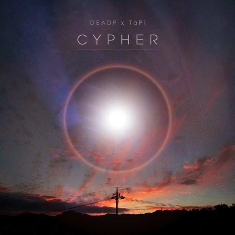 DEAD'P x TaPi - Cypher (album cover)