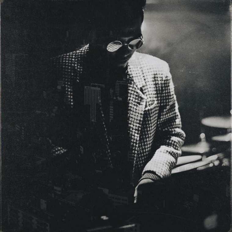 Django - Seoul Jazz (album cover)