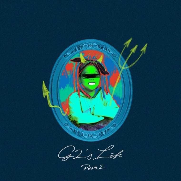 G2 - G2's Life, Pt. 2 (album cover)
