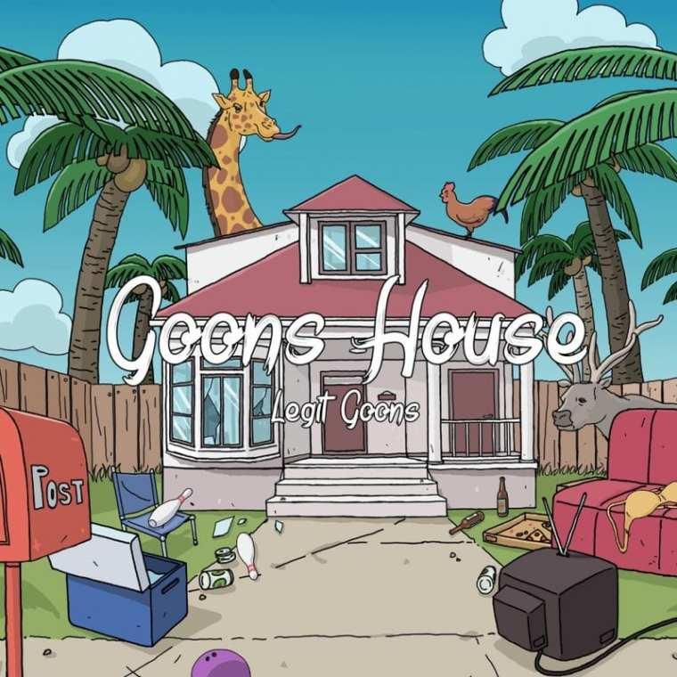 Legit Goons - Goons House (album cover)