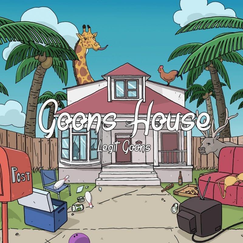 Legit Goons release 'Goons House', announce 1st concert 'CAMP'