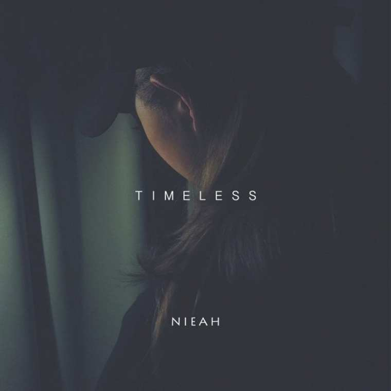 Nieah - TIMELESS (album cover)