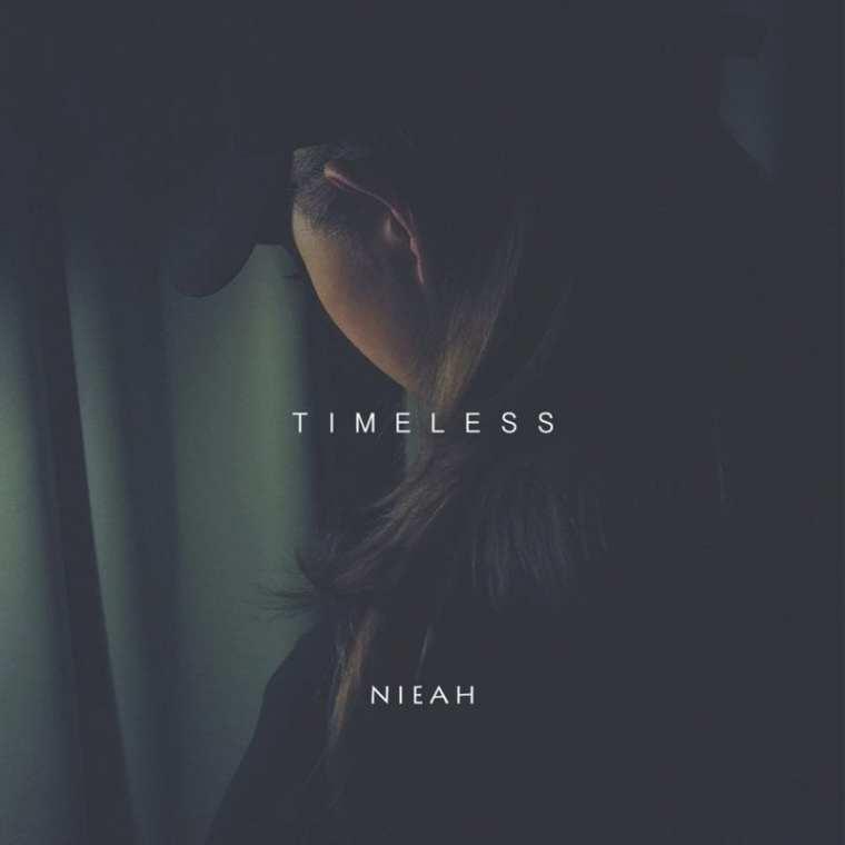 Nieah - TIMELESS (album cover)
