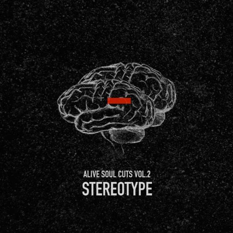 Pe2ny - Alive Soul Cuts Vol. 2 `Stereotype` (album cover)