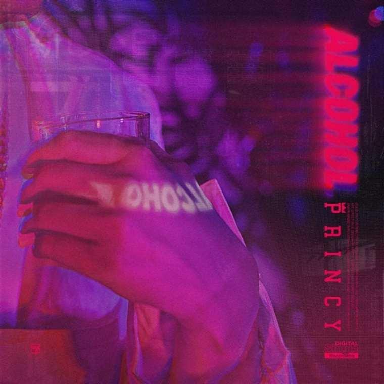 PrinCy - Alcohol (album cover)
