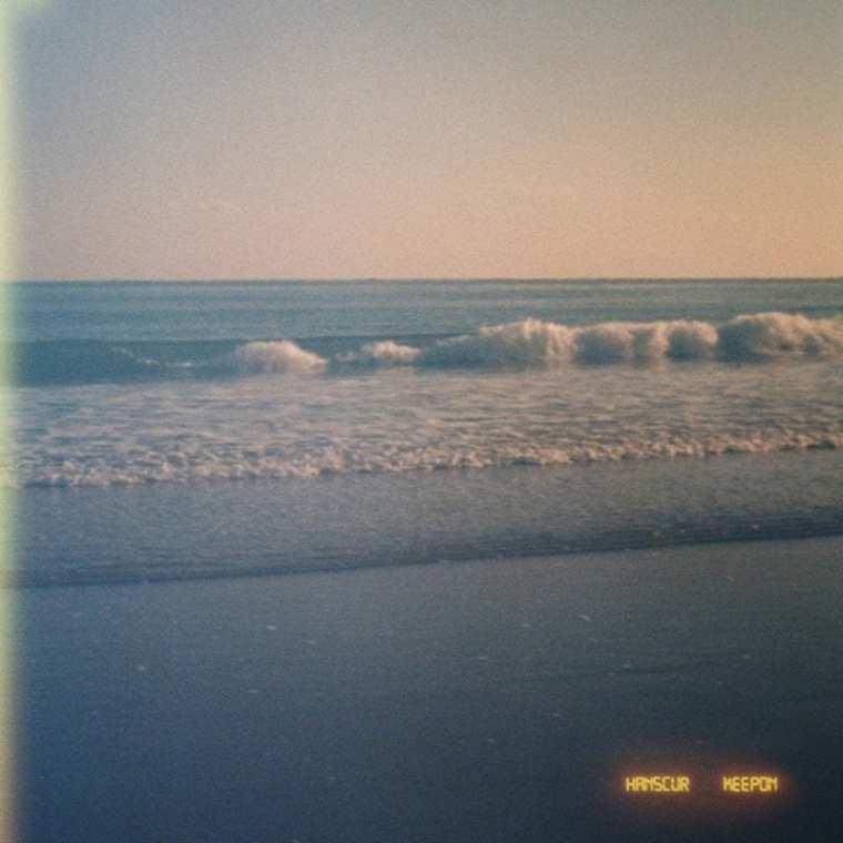 Hanscur - keepon (album cover)