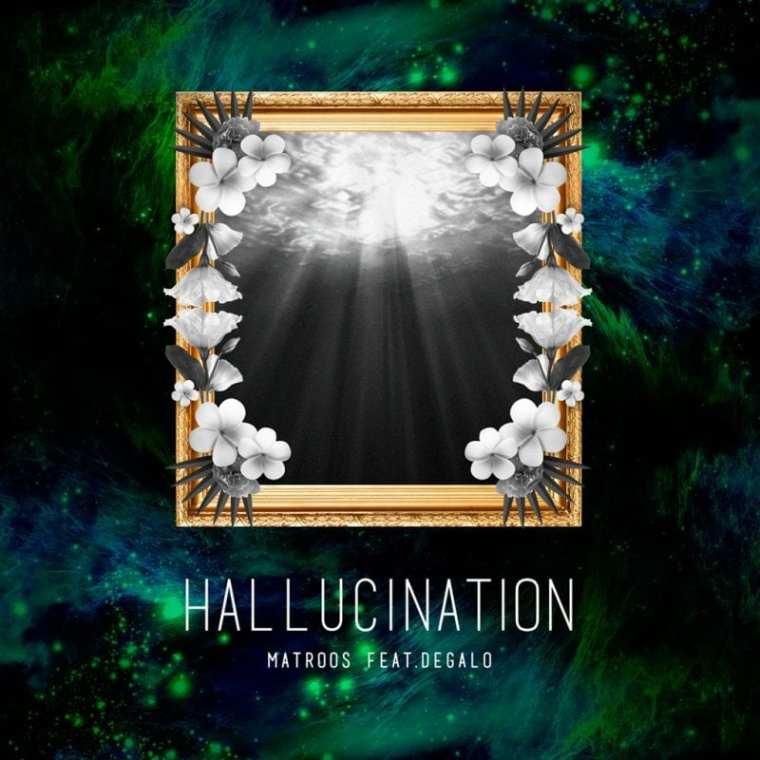 Matroos - Hallucination (album cover)
