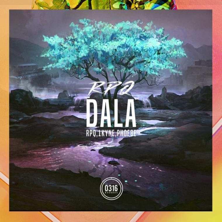 RPQ - DALA (album cover)
