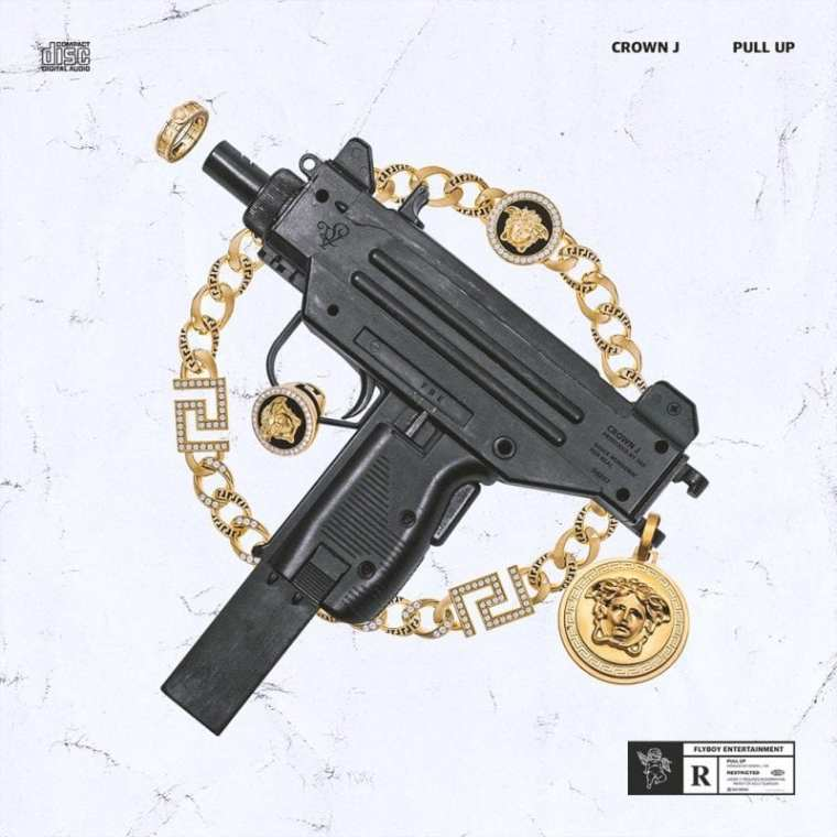 Crown J - Pull Up (album cover)