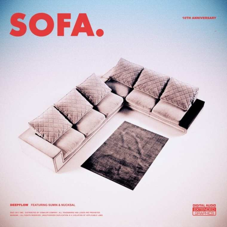 Deepflow - SOFA (album cover)