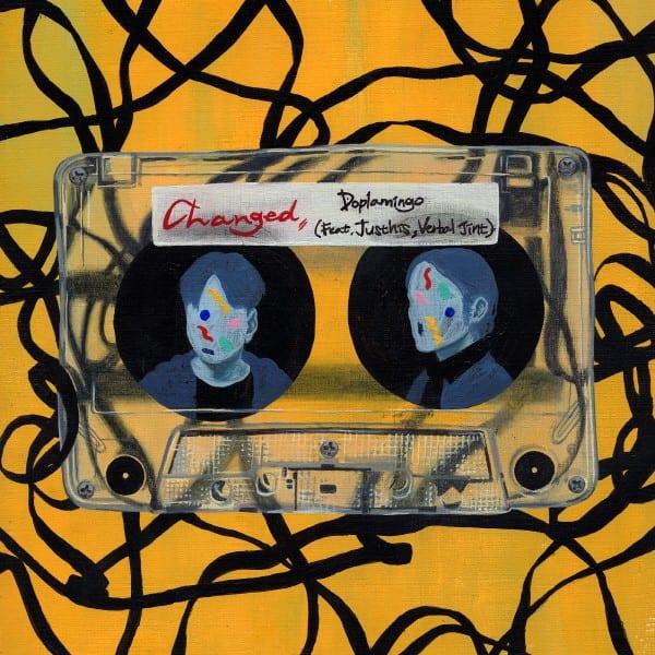 Doplamingo - Changed (album cover)