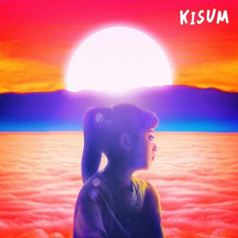 KISUM - The Sun, The Moon (album cover)