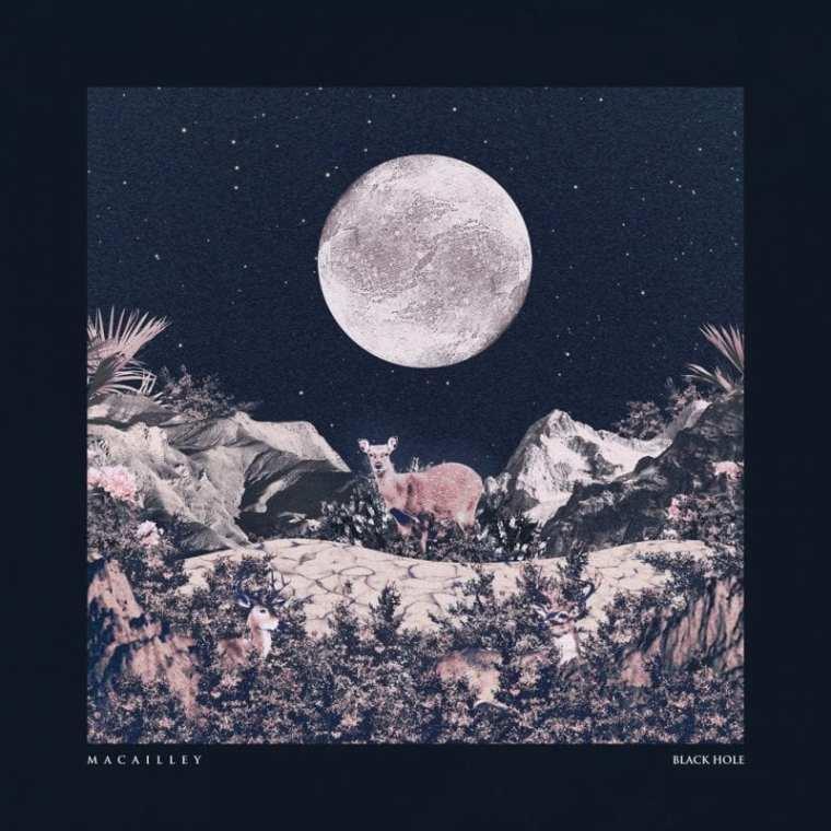 MacAilley - Blackhole (album cover)