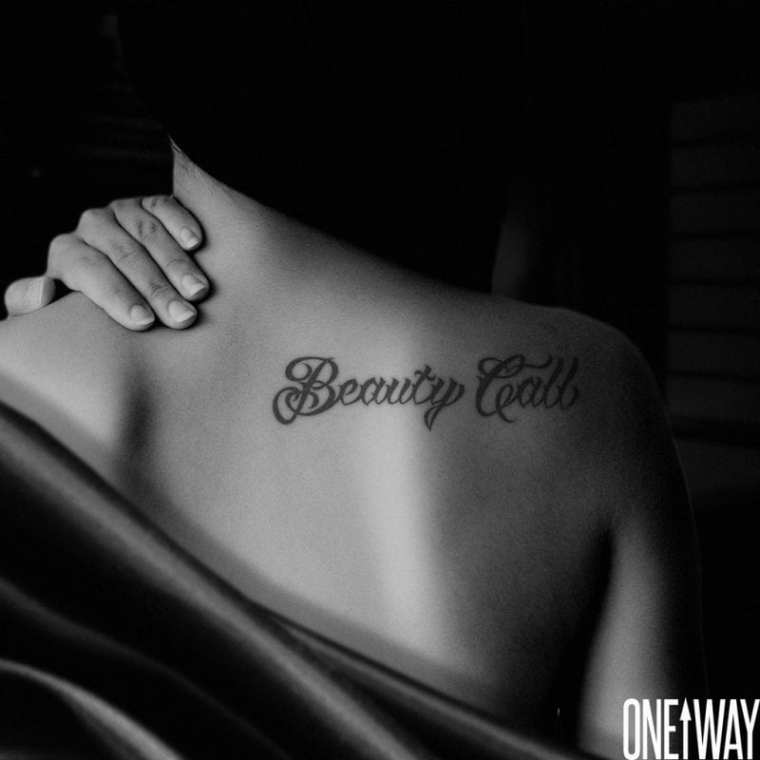 Oneway - Beauty Call (album cover)