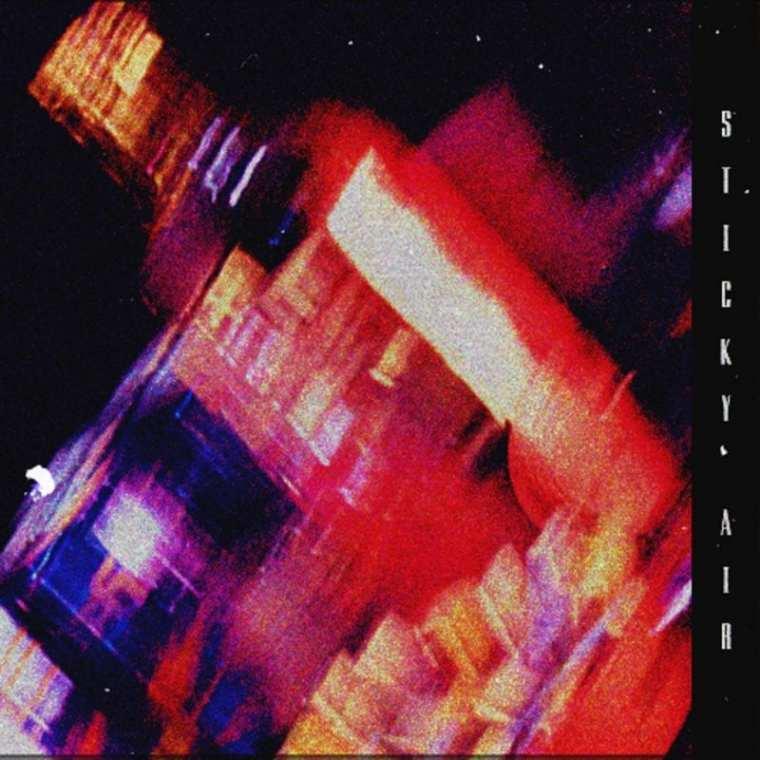 PaMer - Sticky (album cover)