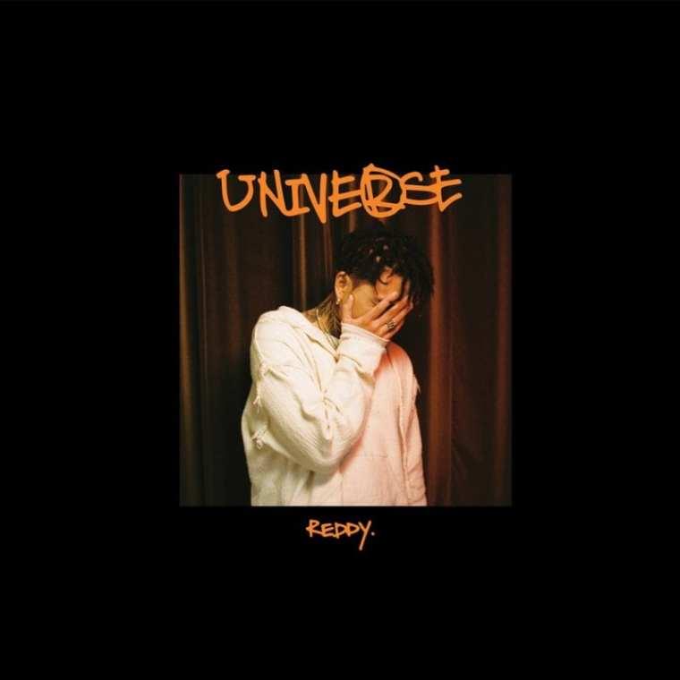 Reddy - Universe (album cover)