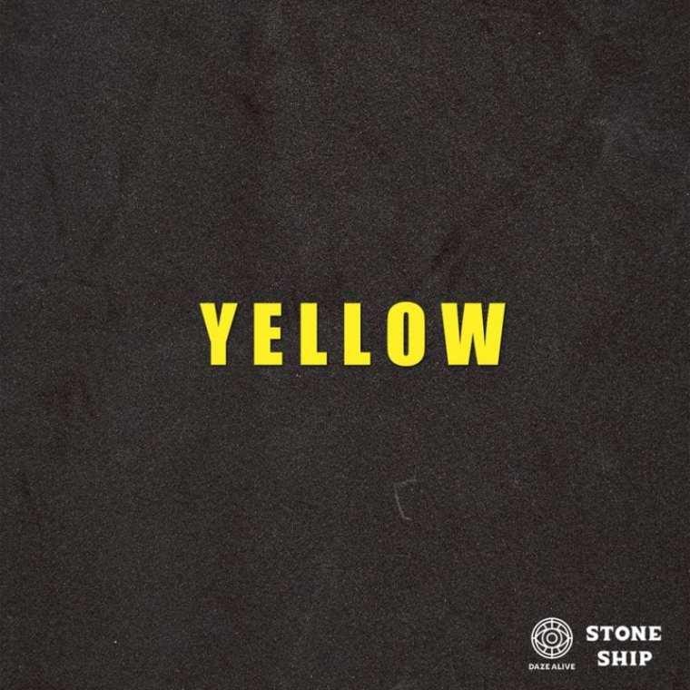 Don Malik - Yellow (album cover)