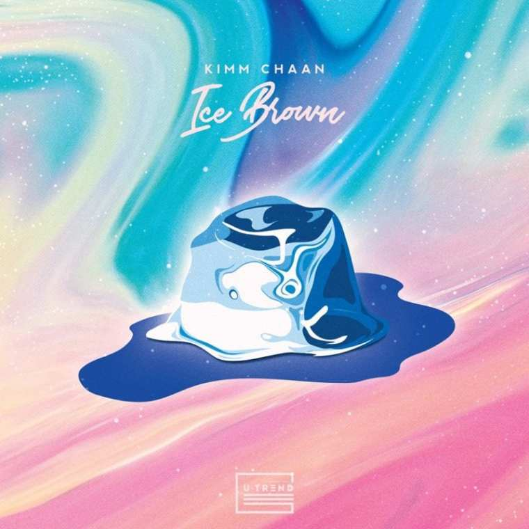 KIMM CHAAN - Ice Brown (album cover)