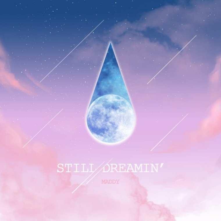 MADDY - STILL DREAMIN' (album cover)