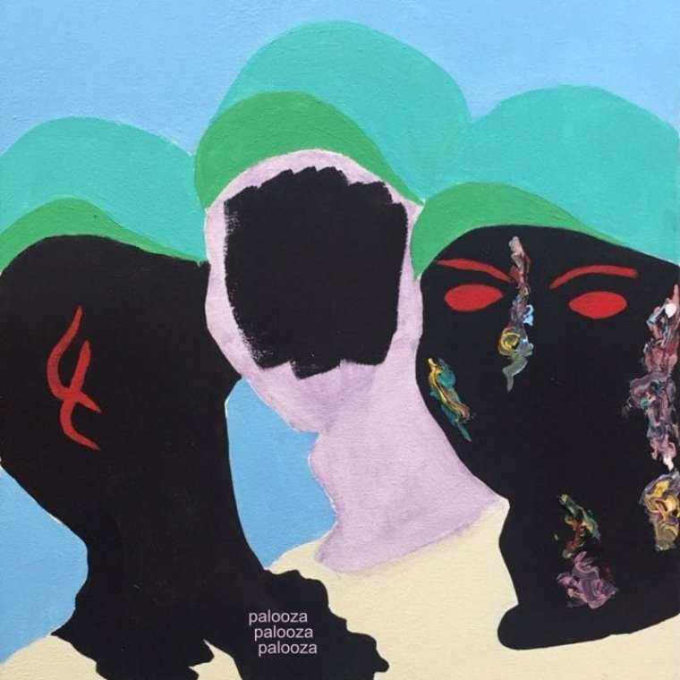 palooza - Three Of Me (album cover)