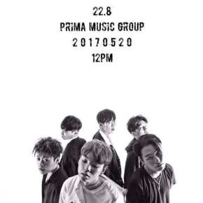 Prima Music Group - 22.8 Teaser Photo