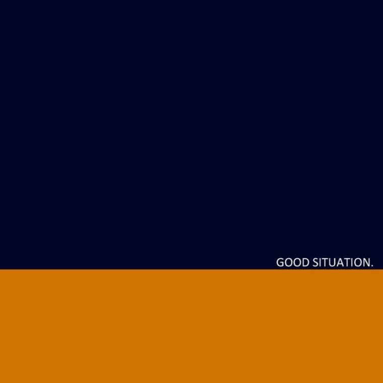SillyBoot - Good Situation (album cover)