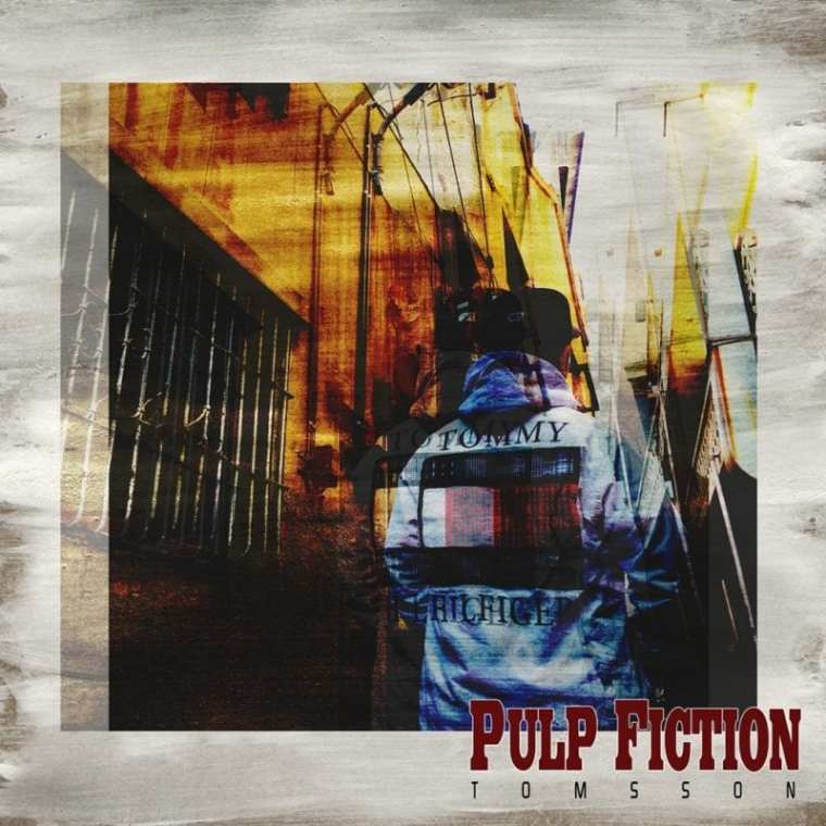 TOMSSON - PULP FICTION (album cover)