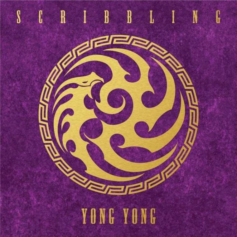 Yong Yong - Scribbling (cover)