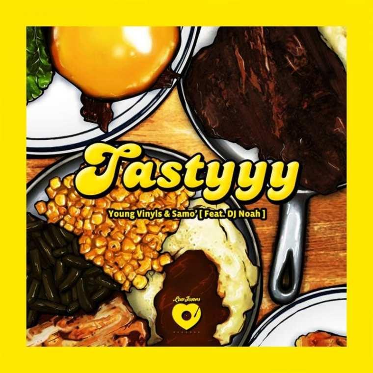 Young Vinyls, Samo' - Tastyyy (cover)