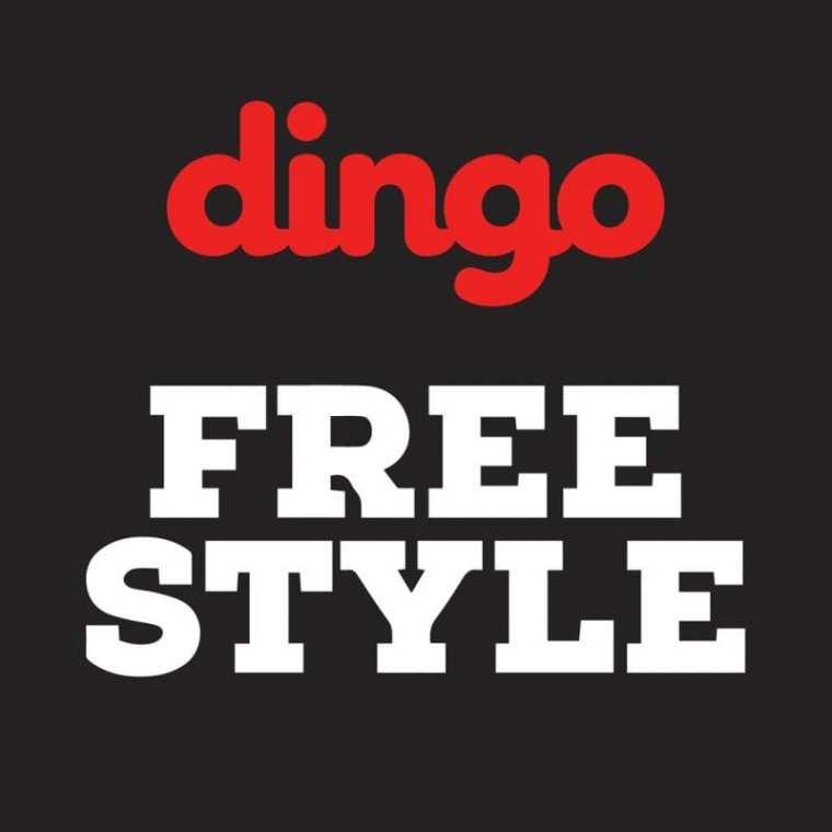 dingo FREESTYLE #1 (cover art)