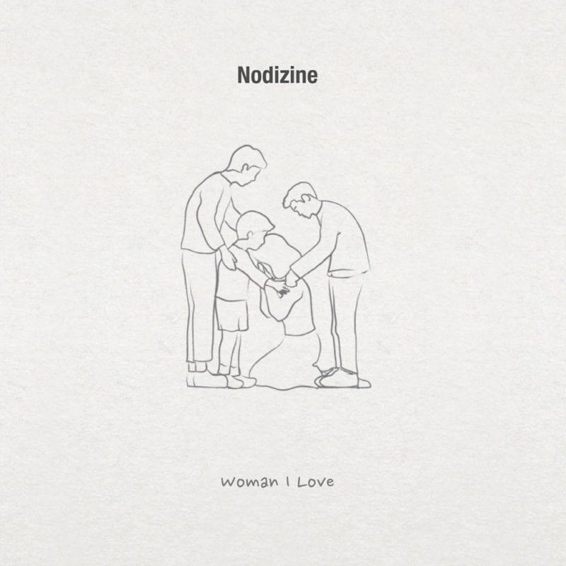 Nodizine - Woman I Love (cover art)
