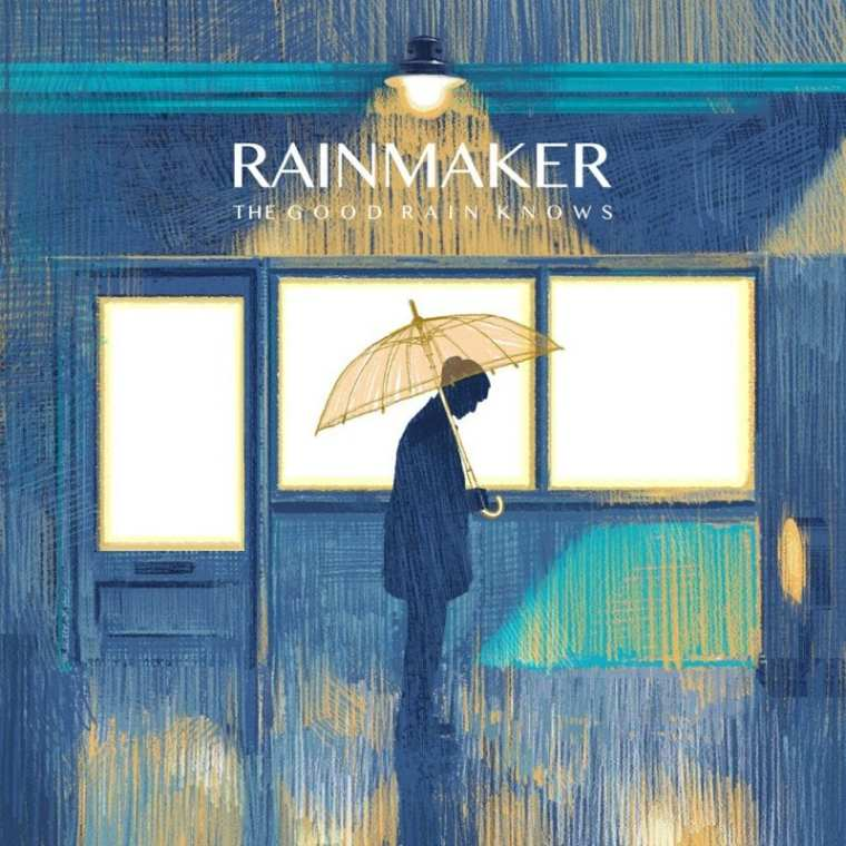 RAINMAKER - The Good Rain Knows (album cover)