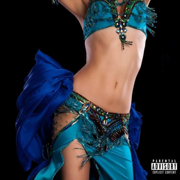C-Woo - Belly Dancer (cover art)