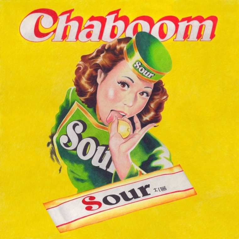 Chaboom - Sour (album cover)