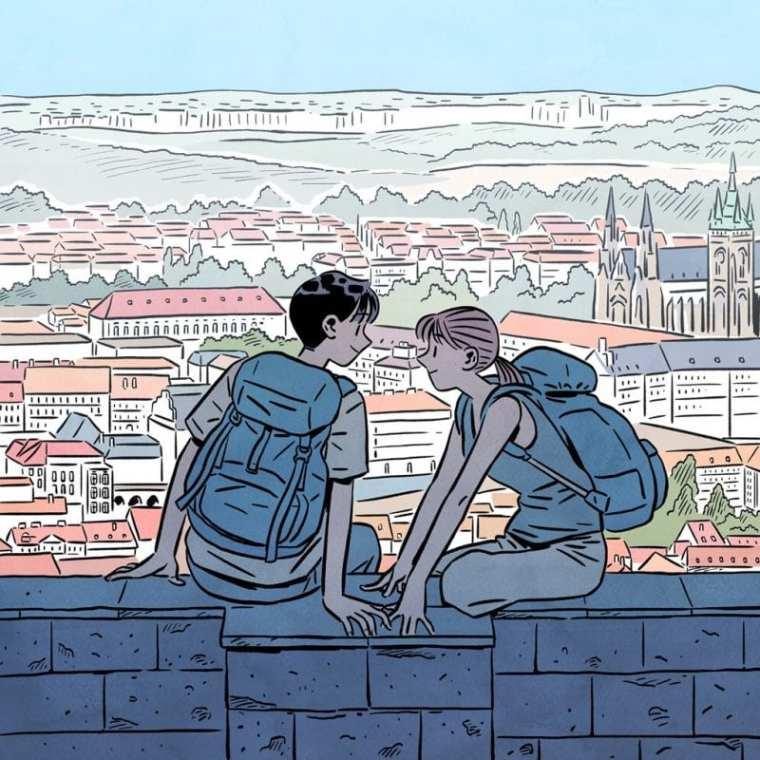 CRACKER - Leave (cover art)