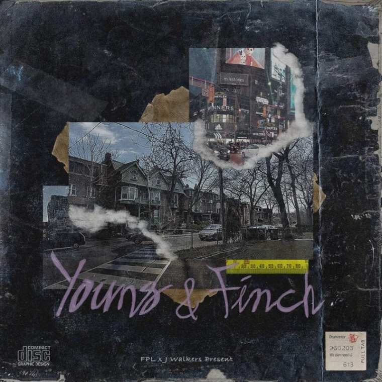 FPL Crew - Young & Finch (album cover)