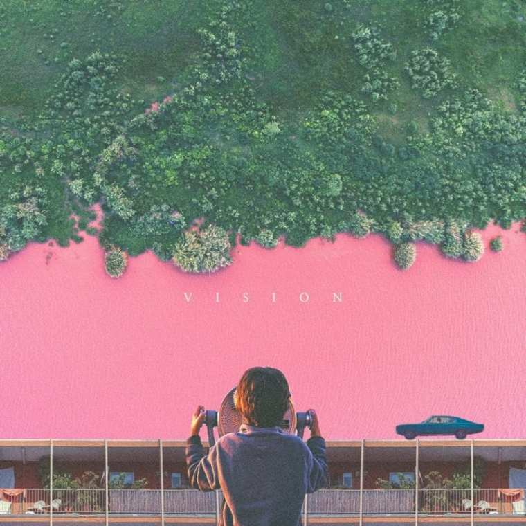 Kebee - Vision (cover art)