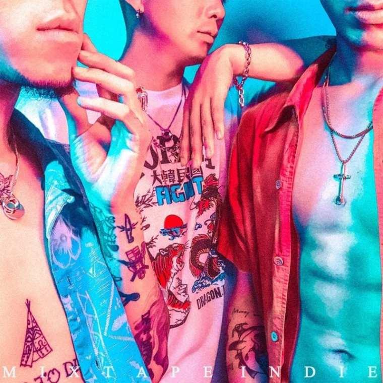 Mangos - MIXTAPE INDIE (album cover)
