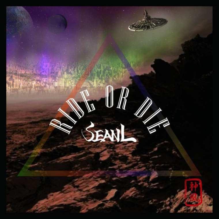 SEAN L - Ride or Die (album cover)