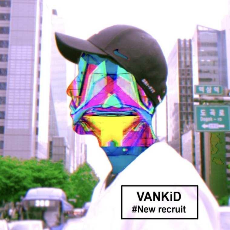 VANKiD - New Recruit Flow (cover art)