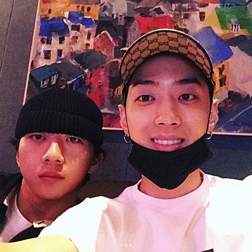 Wonjae Woo and Gray