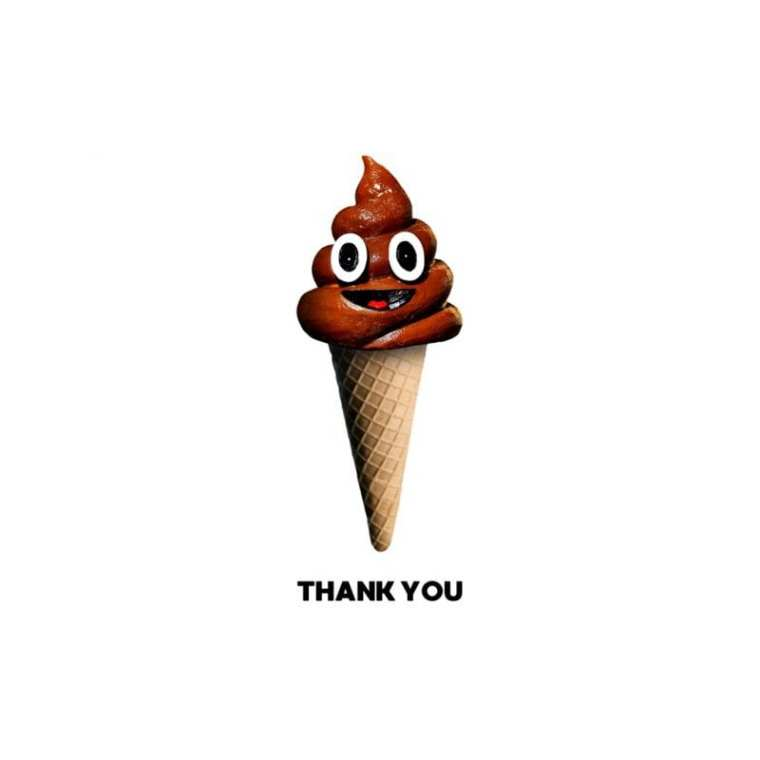 Huckleberry P - Thank You (cover art)