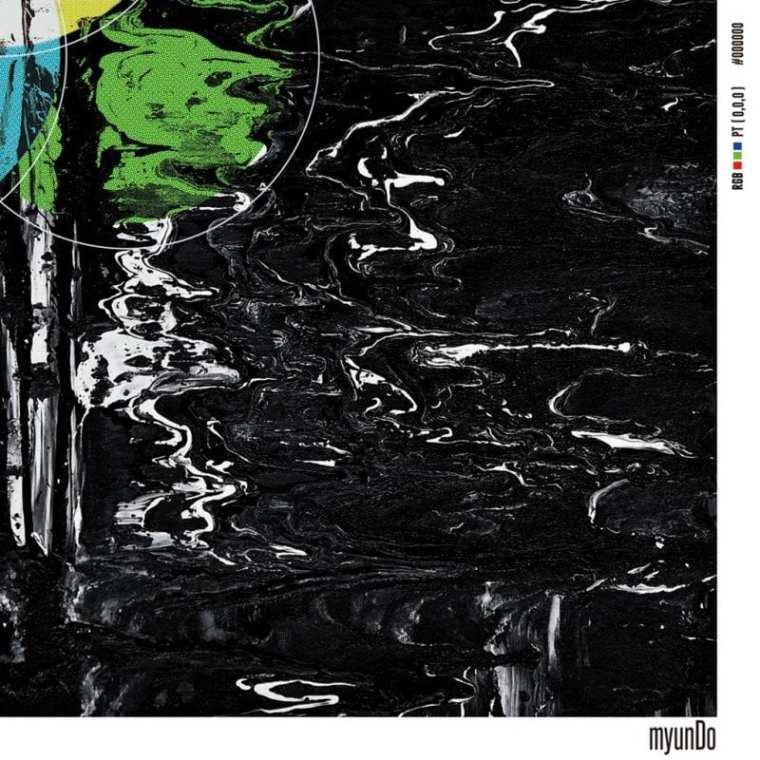 myunDo - RGB pt.(0,0,0) (album cover)