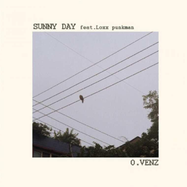 O.venz - Sunny Day (cover art)